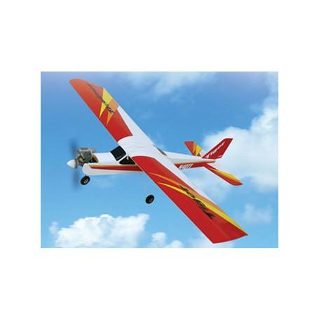Tiger Trainer 40 MKIII S.C. 2,4G röd