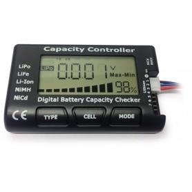 Intellitec Batteri Tester, LiPo, LiFe, NiMH, NiCd