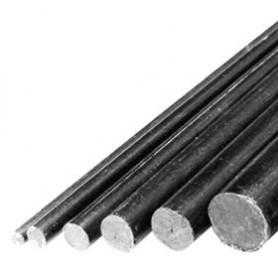 Kolfiberstång 1.5x600mm 6st