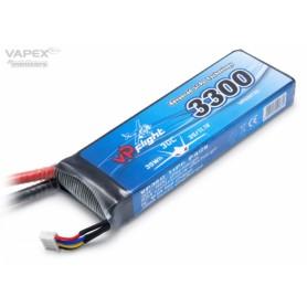 Li-Po Batteri 3S 11,1V 3300mAh 30C PREMIUM