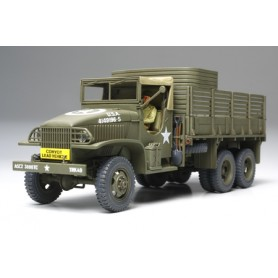 U.S 2,5 ton 6X6 Cargo Truck 1/48